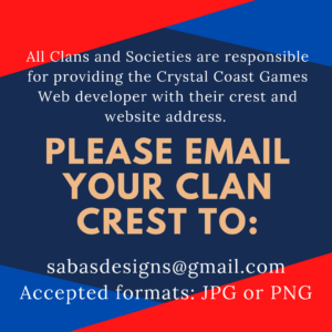 Please Email crest to